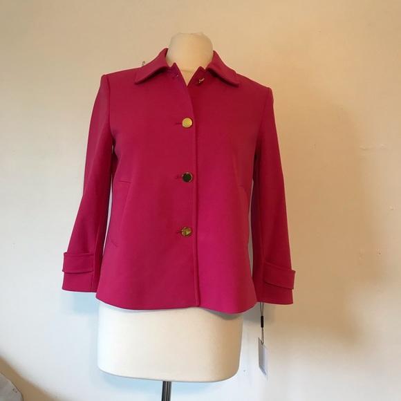 Calvin Klein Jackets & Blazers - NWT Calvin Klein Pink Jacket 2